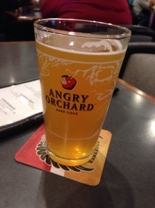 ShockTop Honey Crisp Apple Wheat. YUM.